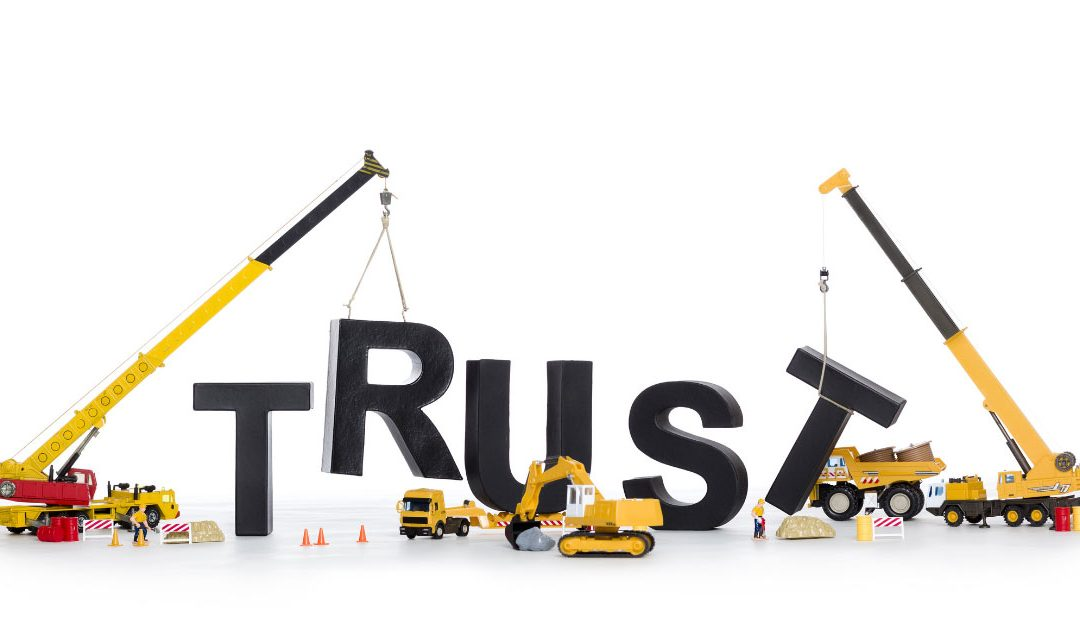 Demonstrating Trust-Based Actions – A Key To Surviving Lockdown